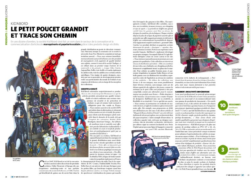 article PNP kid'abord