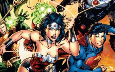 Sortie en salle du film Justice League