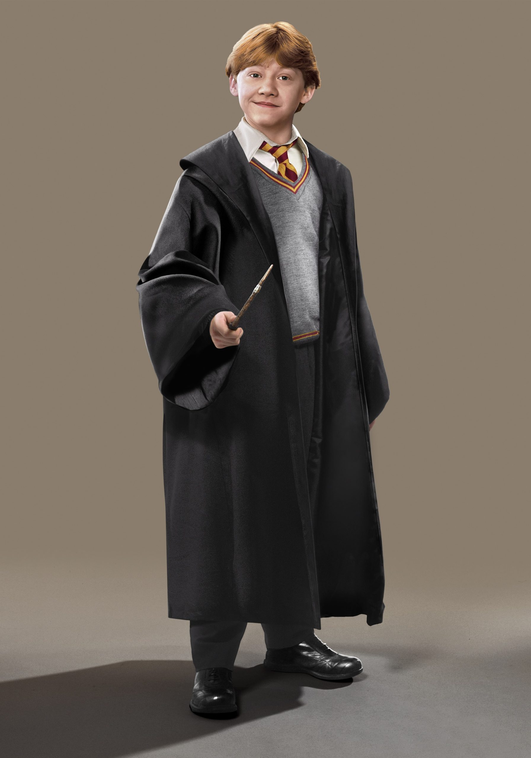 harry potter ron personnage