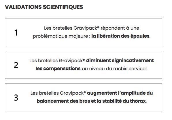 Validation-scientifique-gravipack-innovation-bretelles